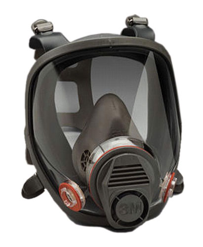 LARGE FULL FACE RESPIRATOR 3M 6900