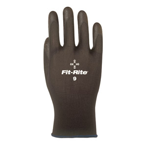 Banom Fit-Rite 2605 Glove - CFT Palm Coating - Sanifresh