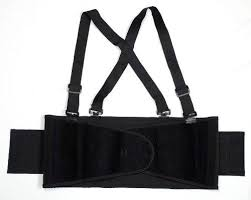 Back Support Belt, Large