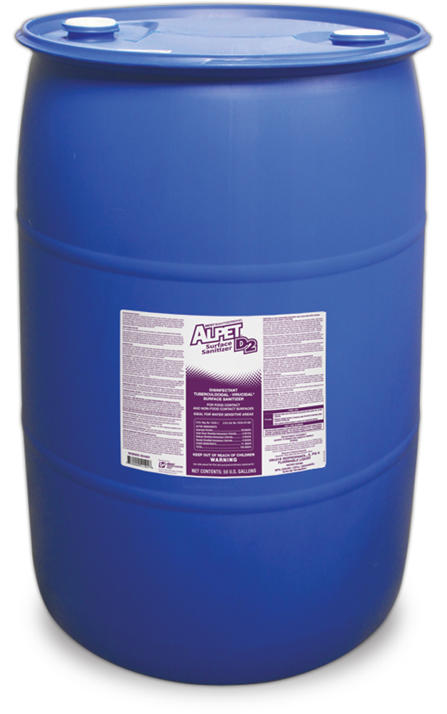 Alpet D2 50 Gallon Drum