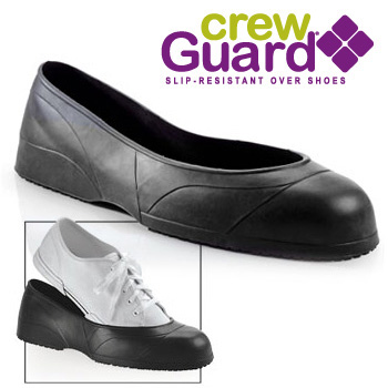 CrewGuard® Slip-Resistant Overshoes